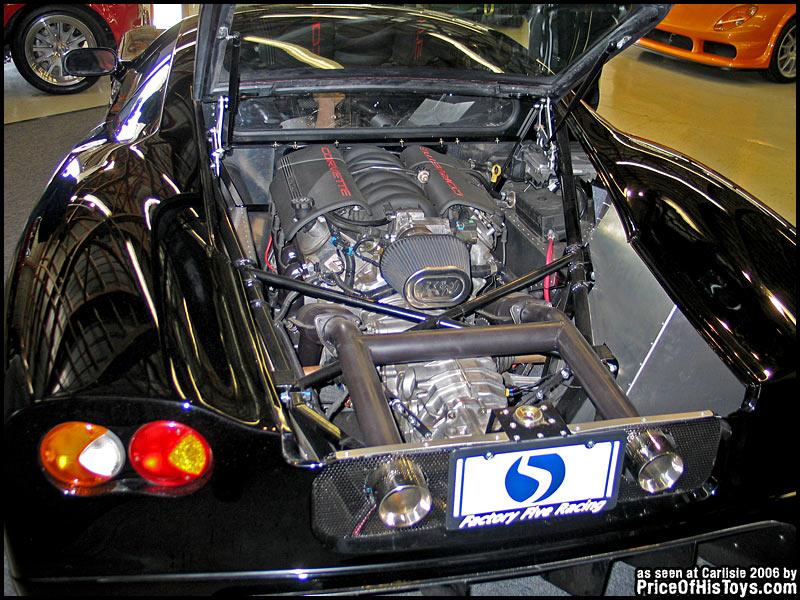 FFR GTM Supercar